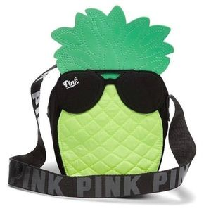 Victoria's Secret PINK Pineapple Cooler Lunch Bag